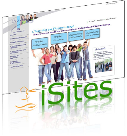 Solution GestiBase : iSite