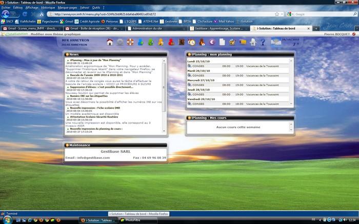 Gestibase : logiciel de gestion formation par alternance apprentissage formation continue