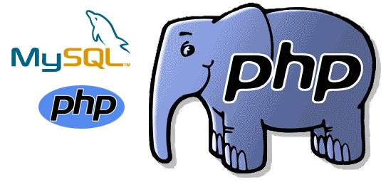 GestiBase : logos logiciels développement utilisés